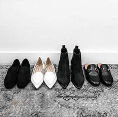 Line them up.