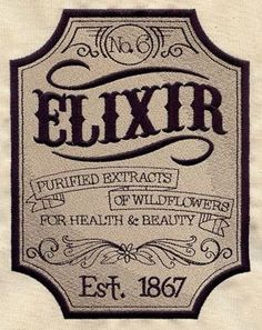Elixir Apothecary Label_image