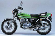 Kawasaki KH 400 19771