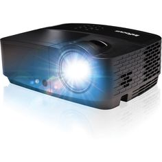 InFocus - IN116x 720p DLP Projector - Black