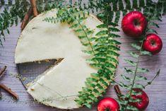 Jablkovo-kokosový cheesecake
