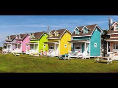 Tiny House Retirement Suburb (Spur Texas) - YouTube