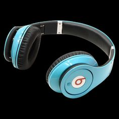 $155.00,Beats By Dr.Dre Studio On Ear Headphones Limited Edition - Blue : cheap Beats By Dre sale on www.ebeatspro.com