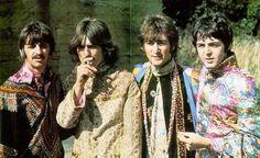 beatles hippie mode blog damen taschen geschichte 20 jahrhundert 1960