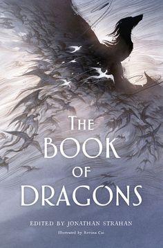 Announcing The Book of Dragons, a Fiery New Fantasy Anthology from Award-Winning Editor Jonathan Strahan Fantasy Book Covers, Fantasy Books, Fantasy Book Reviews, Daniel Abraham, Science Fiction, Good Books, My Books, Story Books, Book Covers