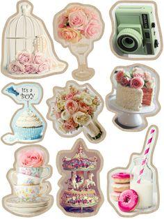 Heart it.... #sticker#printable#vintage#sweet