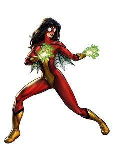 Spider Woman, Jessica Drew