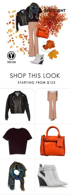 """""""Fall is coming!"""" by yoox ❤ liked on Polyvore featuring Band of Outsiders, Michael Kors, Rochas, Reed Krakoff and Diane Von Furstenberg"""