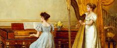 The Music Room Art Print by George Goodwin Kilburne. All prints are professionally printed, packaged, and shipped within 3 - 4 business days. Music Room Art, Georgian Era, Thing 1, All Print, Great Photos, Great Artists, Cool Bands, Fine Art America, Giclee Print
