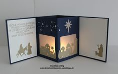 Teelichtkarte Heilige Nacht, Stampin oben You are in the right place about christmas snow Here we offer you the most beautiful pictures about the christmas photoshoot you are looking for. Christmas Cards 2017, Homemade Christmas Cards, Christmas Night, Xmas Cards, Homemade Cards, Fancy Fold Cards, Winter Cards, Creative Cards, Stampin Up Cards