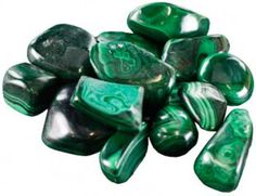 1 lb Malachite tumbled stones Crystal healing Pagan Witch Wicca Psychic in Everything Else, Metaphysical, Crystal Healing, Other Crystal Healing | eBay