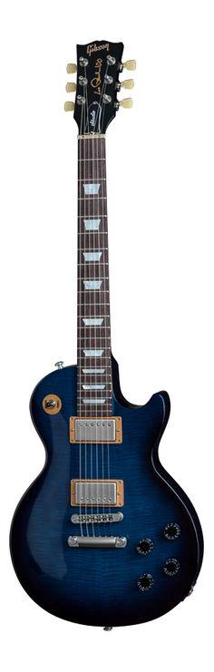 Gibson Les Paul Studio 2015 Manhattan Midnight