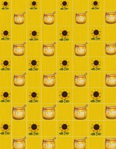 #yellow #edit #yellowaesthetic #flower #honey #sunflower #aesthetic #wallpaper #emoji #graph