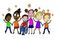 Inclusion is an approach to educating students with special educational needs. In this approach to education, the students with special educational needs are placed in the general education classroom with their non-disabled peers. What Is Special Education, Special Educational Needs, Children With Autism, My Children, Inclusion Classroom, Happy Children's Day, Class Teacher, Disability Awareness, Monthly Themes
