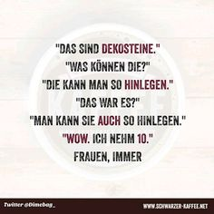 SPRÜCHE Archive - Seite 3 von 585 - SCHWARZER-KAFFEE True Quotes, Funny Quotes, Humor, So True, Text Messages, Make You Smile, Texts, Meant To Be, Filofax