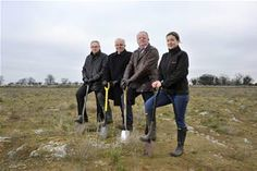 CONSTRUCTION OF NEW BIOMASS PLANT BEGINS -  44.2 MW straw-powered biomass plant