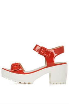 NATION Two Part Cleated Sandals I love these shoes!!!  They are so comfy and make me a little taller!