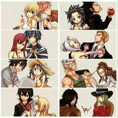 Fairytail ships