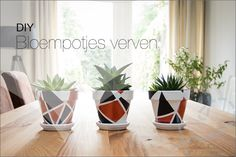 Flower Pot Art, Flower Pots, Terracotta, New Art, Gifts For Friends, Diy Home Decor, Diys, Planter Pots, Plants
