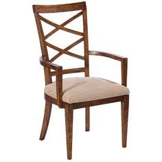 New Frontier - Beidermeier Armchair. £149. W58 x D62 x H103.5cm. http://www.barkerandstonehouse.co.uk/furniture/Dining-Room/Dining-Chairs/New-Frontier-Beidermeier-Armchair/2-2693-69127/