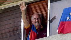 """Czołowy wenezuelski opozycjonista zbiegł do Kolumbii. """"Witaj na wolności"""""""