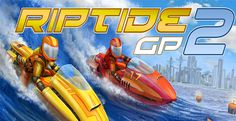 Riptide GP2 gets just about everything right. The worlds and tracks are amazingly detailed, with different themes that have you racing on a suspended track high in the air in some rounds, and others where you race through frozen worlds of ice and waterfalls.
