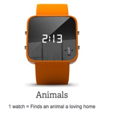 Celebrate #nationaldogday with your purchase of this slick watch that benefits the #ASPCA! | It's Complementary - Scottsdale, AZ