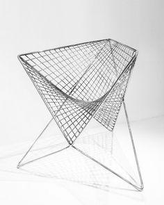 "james-minimal: "" James Minimal - Parabola Chair. """