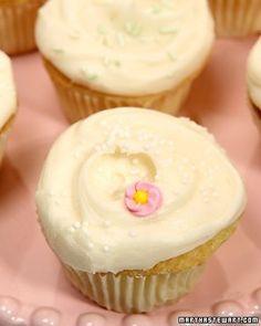Billy's Vanilla, Vanilla Cupcakes by Martha Stewart