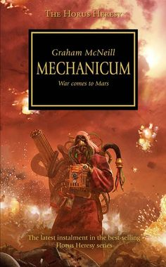 Book 9 of The Horus Heresy (Warhammer 40k), by Graham McNeill