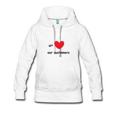 Hood sweatshirt  for women 37,49 € #chepakko #design #sayitwithatshirt  #company #brand #slogan #cool #fashion #trendy #women #sweatshirt #hooded #hood #white