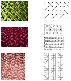 Fabric Designs 1001 fashion trends for 2012 and Canadian smocking tutorial Textile Manipulation, Fabric Manipulation Techniques, Textiles Techniques, Techniques Couture, Embroidery Techniques, Sewing Techniques, Embroidery Stitches, Fabric Manipulation Tutorial, Smocking Tutorial