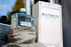 Moonshine Cologne - just read a great piece on them on @Art of Manliness - now determined to try it myself and support their business!