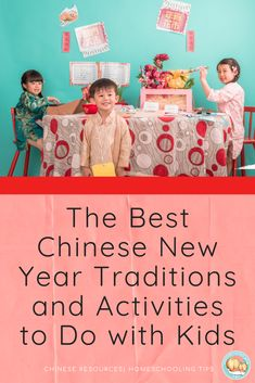 It can easily to feel overwhelming with all the amazing Chinese traditions and activities you see everywhere, but don't know which one to pick for your kids. I feel you! I am going to show you the easiest and most important cultural Chinese New Year activities and ideas for you to do with your child and family in this blog post. Click the image to read more and grab a FREE Chinese New Year banners at the end of this post. #fortunecookiemom #learnchinese #chineseprintable #chinesenewyear Chinese New Year Traditions, Chinese New Year Activities, New Years Traditions, Activities To Do, Summer Activities, Hello English, New Year Banner, How To Start Homeschooling, Learn Chinese