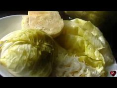 Sanatatea din butoi - VARZA MURATĂ - YouTube Pickling, Cabbage, Vegetables, Youtube, Food, Preserve, Cabbages, Hoods, Vegetable Recipes