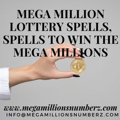 Lottery spell to win Powerball and National Lottery Spell intended for winning immense prizes and cash on all sweepstakes, for example, PCH hand numerous others of a comparative class.