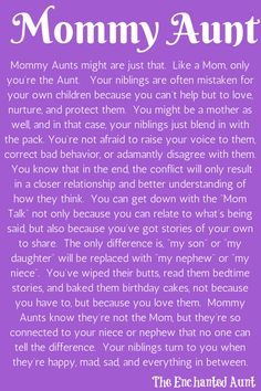 29 Best Being An Aunt Quotes Enkivillage Quotes Pinterest
