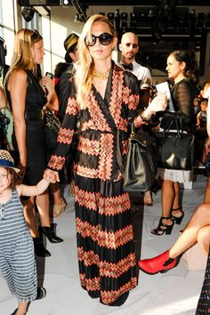 Rachel Zoe. New York Fashion Week. SS15.  #nyfw #mbfw