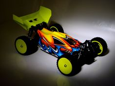 Phat Bodies — Phat Bodies 'PIRANHA' for Losi Mini-8IGHT, Carisma GT14B/GTB, Schumacher EMB-1
