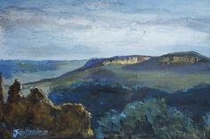 Blue Mountains Julia Hardman