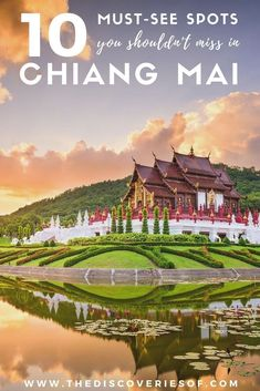 Chiang Mai Travel Guide I Things to do in Chiang Mai I Thailand I Night Market #travel #thailand #asia #thailandtravel