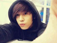 I love his hair ㅇㅅㅇ