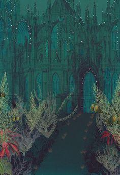 The Little Mermaid Project via vintagegal