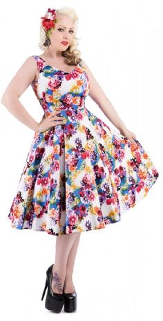 Dream Floral -mekko 44,95€, S