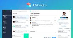 Polymail llega a iOS con planes de ser el rey de los gestores de email   La guerra por liderar la gestión del correo electrónico en el ecosistema iOS se recrudece. Son muchas las alternativas al gestor nativo de Apple y lo cierto es que cada vez son más potentes y versátiles. AirMail fue uno de los últimos en llegar y elevar el listón a lo más alto por no hablar de Spark siempre mejorando en cada actualización. Pero atentos porque Polymail llega con ganas de ser líder y tiene madera para…