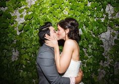 …it's about who you're standing with. | 16 Dapper Brides Who Said No To A Dress