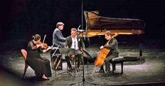 MOTRIL. Schubert y Diotima repitieron en la noche del jueves en un concierto previo al cierre que colmó el Teatro Calderón de la Barca.