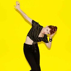 Kiesza — this summer's surprise breakout diva — started dancing ballet when she was 3.