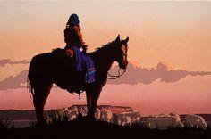 """Billy Schenck """"Jemez Springs"""" oil on canvas 20 x 30 inches #TheLegendaryWest #BillySchenck #ContemporaryArt http://ift.tt/2aZNABW"""