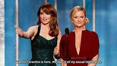 The All-Time Best Tina Fey And Amy Poehler Jokes From All Three Years Of Hosting The Golden Globes